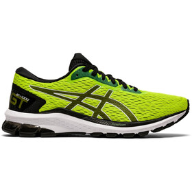 asics GT-1000 9 Shoes Men, lime zest/black